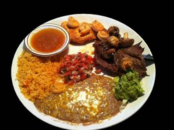 Si Amigos Mexican Restaurant, Si Amigos Muy Special